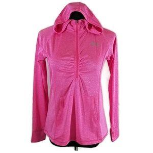 Everlast 1/4 Zip Hot Pink Hoodie